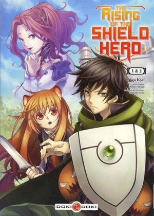 The Rising of the Shield Hero édition Ecrin