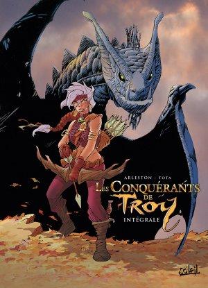 Les conquérants de Troy # 1 Intégrale 2018