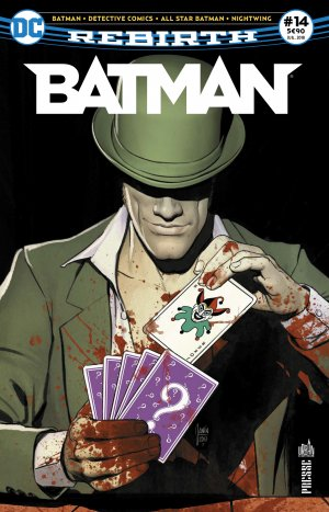 Batman Rebirth # 14