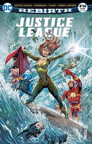 Justice League # 14 Kiosque V1 (2017 - En cours)