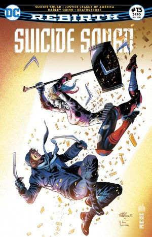 Suicide Squad # 13 Kiosque (2017 - En cours)