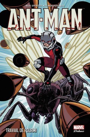 Ant-Man édition TPB Hardcover - Marvel Deluxe