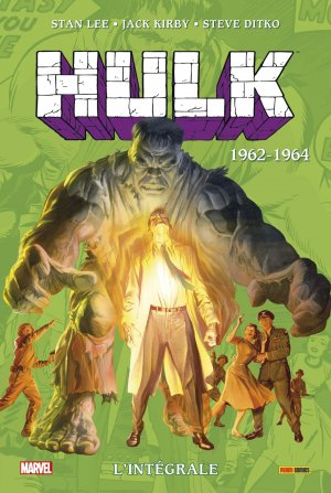 The Incredible Hulk # 1962 TPB Hardcover - L'Intégrale