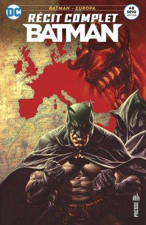 Batman - Europa # 8 Kiosque V1 (2017 - En cours)