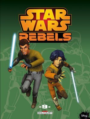Star Wars - Rebels T.9