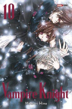 Vampire Knight 10 Volumes doubles