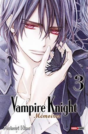 Vampire knight memories # 3