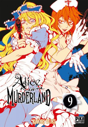 Alice in Murderland # 9