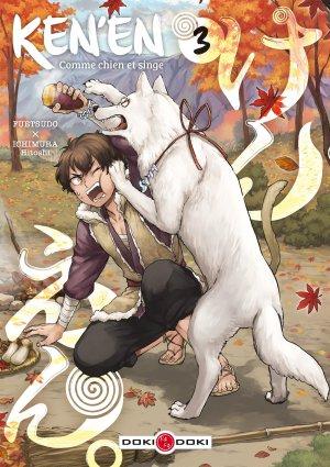 Ken'en - Comme chien et singe 3