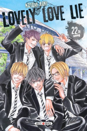 Lovely Love Lie 22