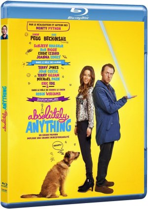 Absolutely Anything édition Simple