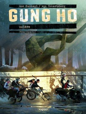 Gung Ho # 7 Deluxe