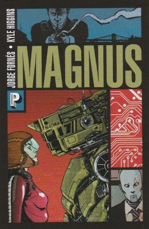 Magnus édition TPB Softcover - Paperback