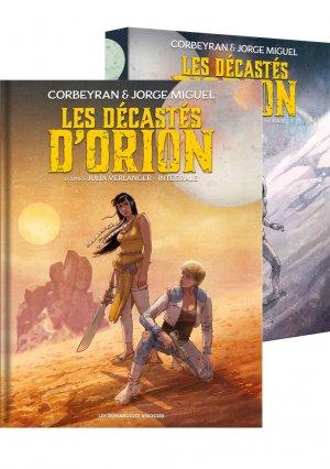 Les décastés d'Orion édition Intégrale 2018 sous coffret