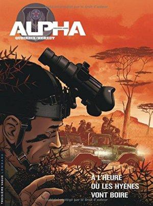 Alpha, premières armes T.5
