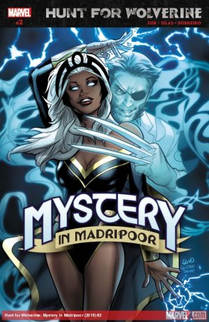 Hunt for Wolverine - Mystery in Madripoor # 2 Issues (2018)