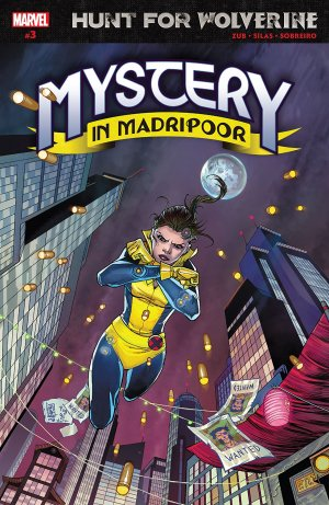Hunt for Wolverine - Mystery in Madripoor # 3 Issues (2018)