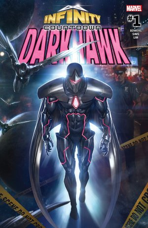 Infinity Countdown - Darkhawk # 1 Issues (2018)