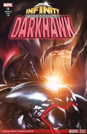 Infinity Countdown - Darkhawk # 2 Issues (2018)
