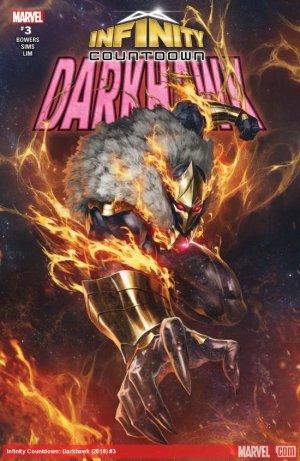 Infinity Countdown - Darkhawk # 3 Issues (2018)