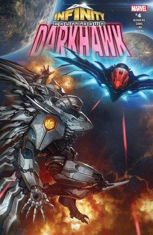 Infinity Countdown - Darkhawk # 4 Issues (2018)