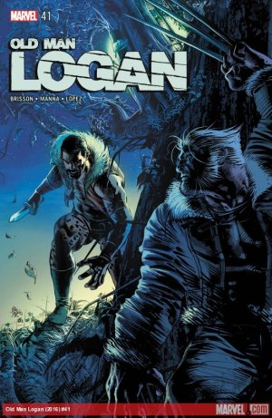 Old Man Logan # 41 Issues V2 (2016 - 2018)