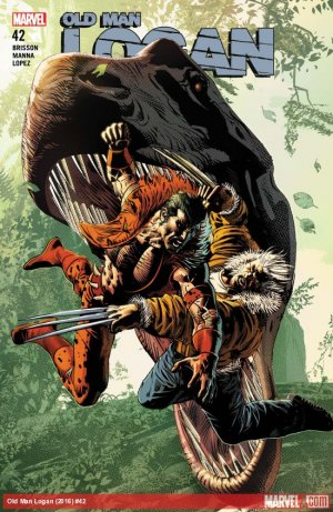 Old Man Logan # 42 Issues V2 (2016 - 2018)