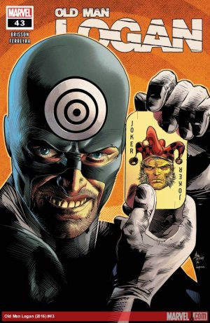 Old Man Logan # 43 Issues V2 (2016 - 2018)