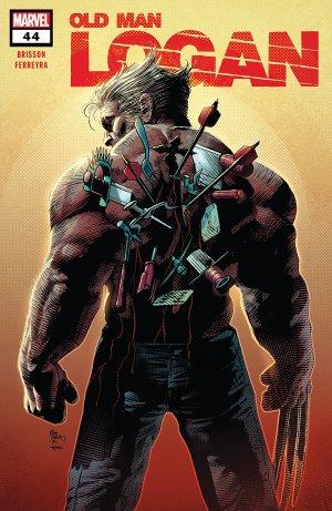 Old Man Logan # 44 Issues V2 (2016 - 2018)
