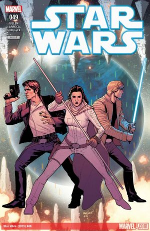 Star Wars # 49 Issues V4 (2015 - Ongoing)