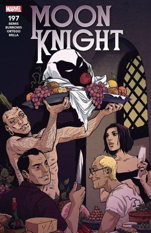 Moon Knight # 197 Issues V9 (2018)