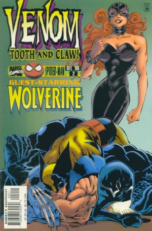 Venom - Tooth and Claw édition Issues (1996 - 1997)