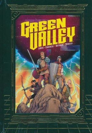 Green Valley édition TPB Hardcover