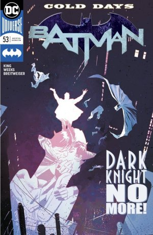 Batman # 53 Issues V3 (2016 - Ongoing) - Rebirth