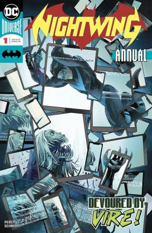 Nightwing édition Issues V4 - Annuals (2018)