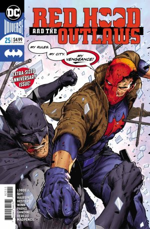 Red Hood and The Outlaws # 25 Issues V2 (2016 - Ongoing) - Rebirth