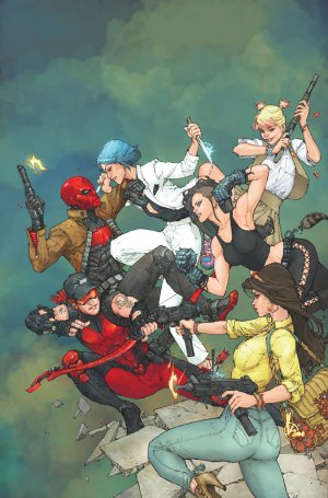 Red Hood and The Outlaws # 2 Issues V2 - Annuals (2017 - Ongoing)