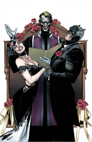 Batman - Preludes to the Wedding  TPB softcover (souple)