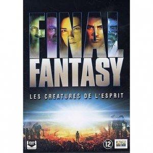 couverture, jaquette Final Fantasy - Les Créatures de l'Esprit  Edition simple Columbia (Columbia - Tristar)