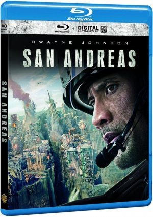 San Andreas édition Simple