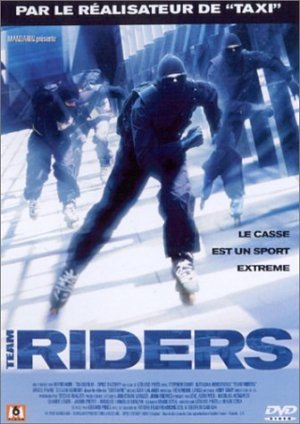 Riders édition Simple