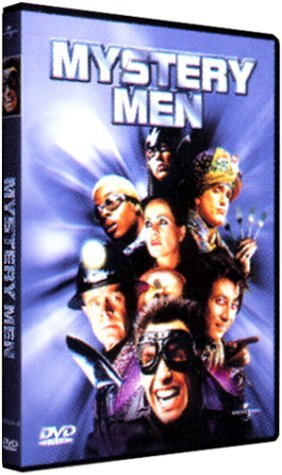 Mystery men édition Simple