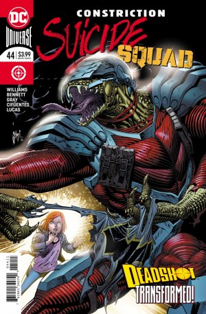Suicide Squad # 44 Issues V5 (2016 - 2019) - Rebirth