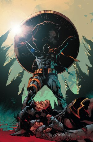Deathstroke # 34 Issues V4 (2016 - 2019) - Rebirth