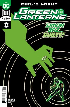 Green Lanterns # 53 Issues V1 (2016 - Ongoing)