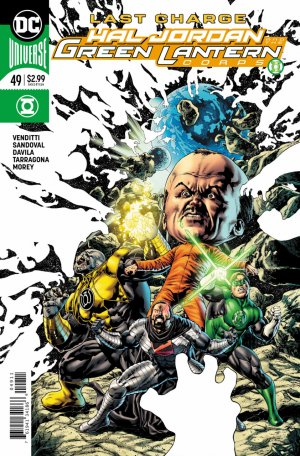 Green Lantern Rebirth # 49 Issues (2016-2018)