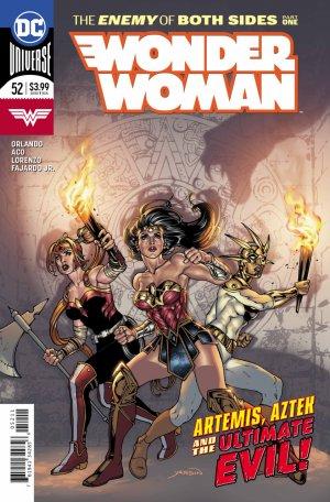 Wonder Woman # 52