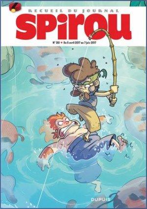 Le journal de Spirou 351 Recueil