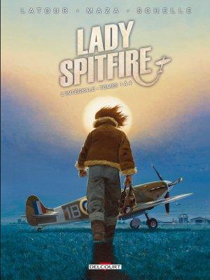 Lady Spitfire  Intégrale 2018