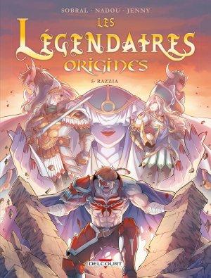 Les légendaires - Origines 5 simple